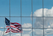 Flag reflection